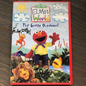 Other - Elmo dvd
